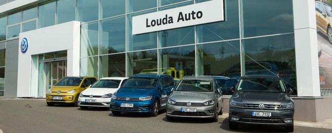 Louda Auto a.s. Most